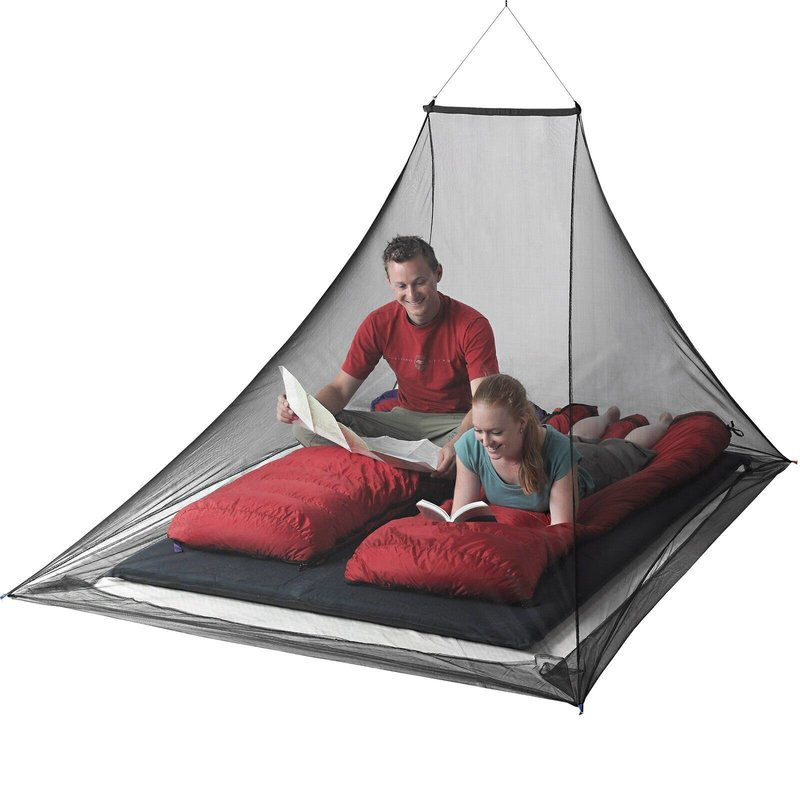 Сітка від комарів Sea To Summit Mosquito Net Double Black (STS AMOSD)
