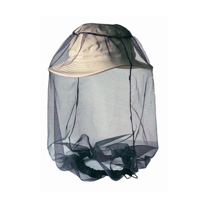 Сітка на голову від комарів Sea To Summit Mosquito Headnet Permethrin Black (STS AMOSHP)