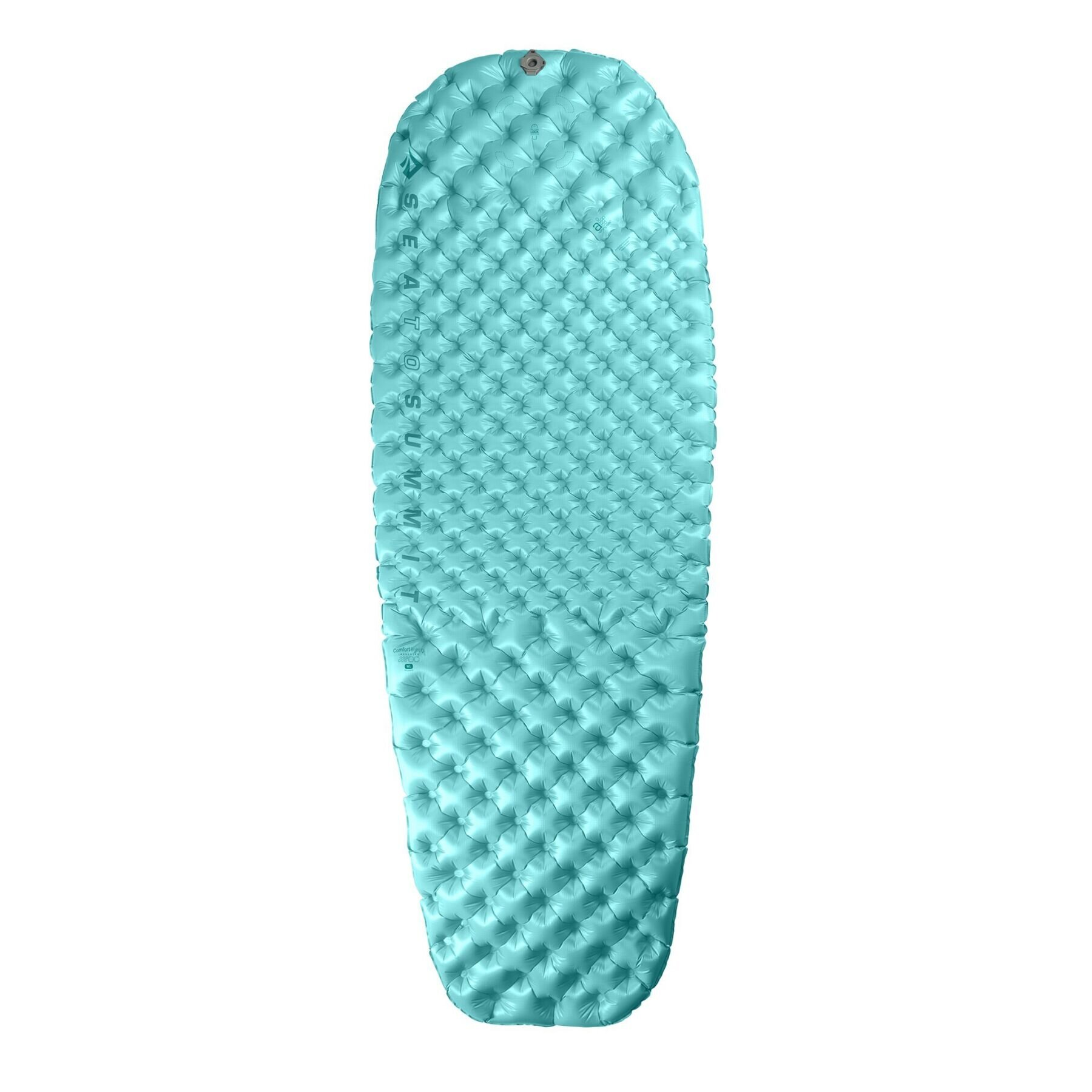 Надувний килимок Sea To Summit - Air Sprung Comfort Light Insulated Mat women's Light Blue, 168 см х 55 см х 6.3 см (STS AMCLINSWRAS)
