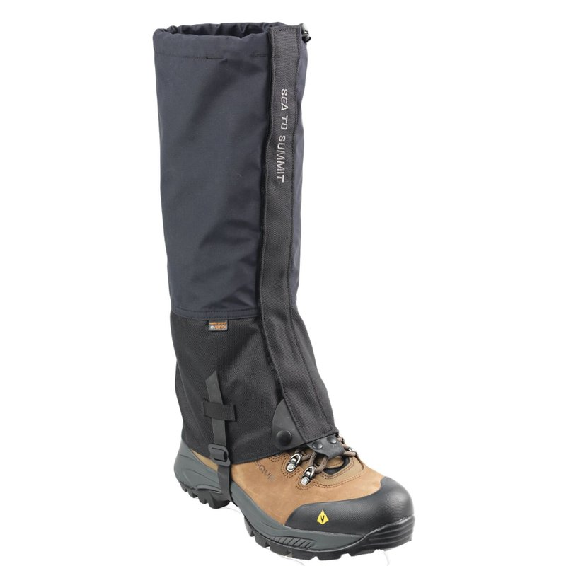 Гетры Sea To Summit - Alpine eVent Gaiters Black, 39.5 см (STS AAEGM)