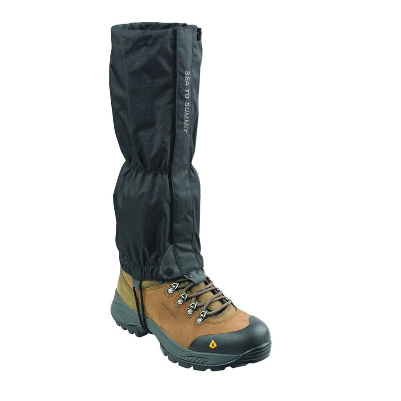 Гетры Sea To Summit - Grasshopper Gaiters Black, 38 см (STS AGHOPS)