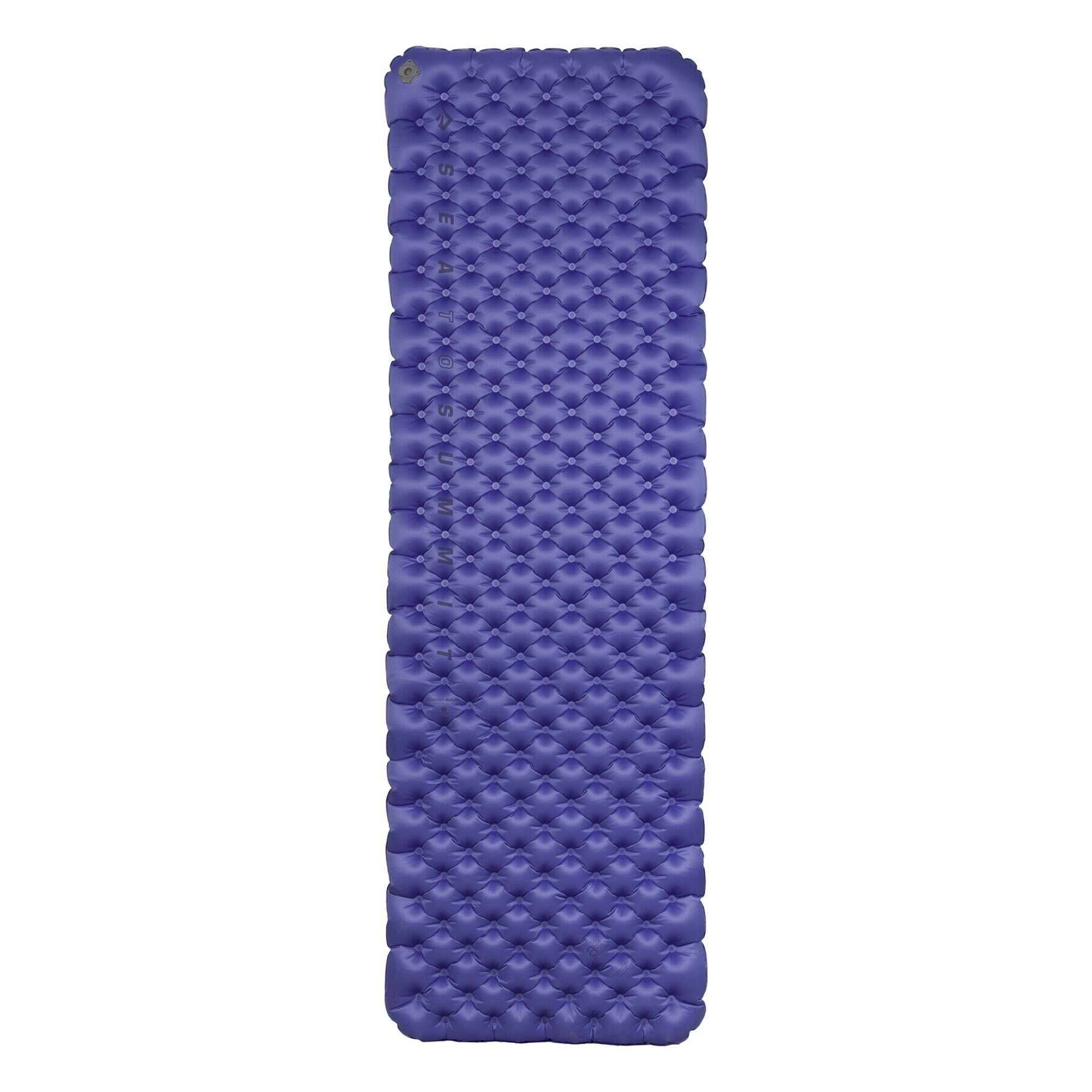 Надувной коврик Sea To Summit - Air Sprung Comfort Deluxe Insulated Mat Blue, 186 см х 64 см х 8 см (STS AMCDINSRW)