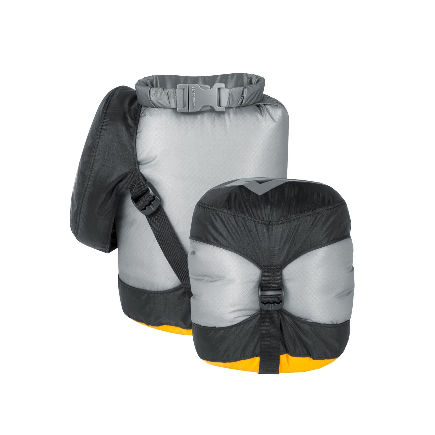 Компрессионный гермомешок Sea To Summit - Ultra-Sil Compression Dry Sack Grey, 3.3 л (STS AUCDS2XS)