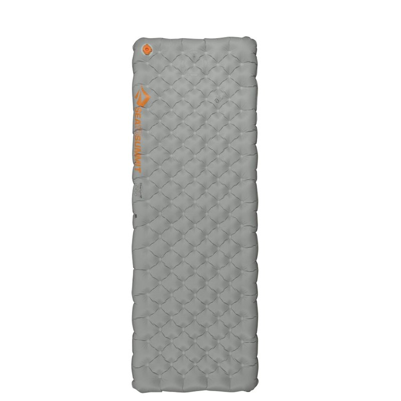 Надувной коврик Sea To Summit - Ether Light XT 2020 Insulated Mat Pewter, Rectangular Regular Wide (STS AMELXTINS_RRW)
