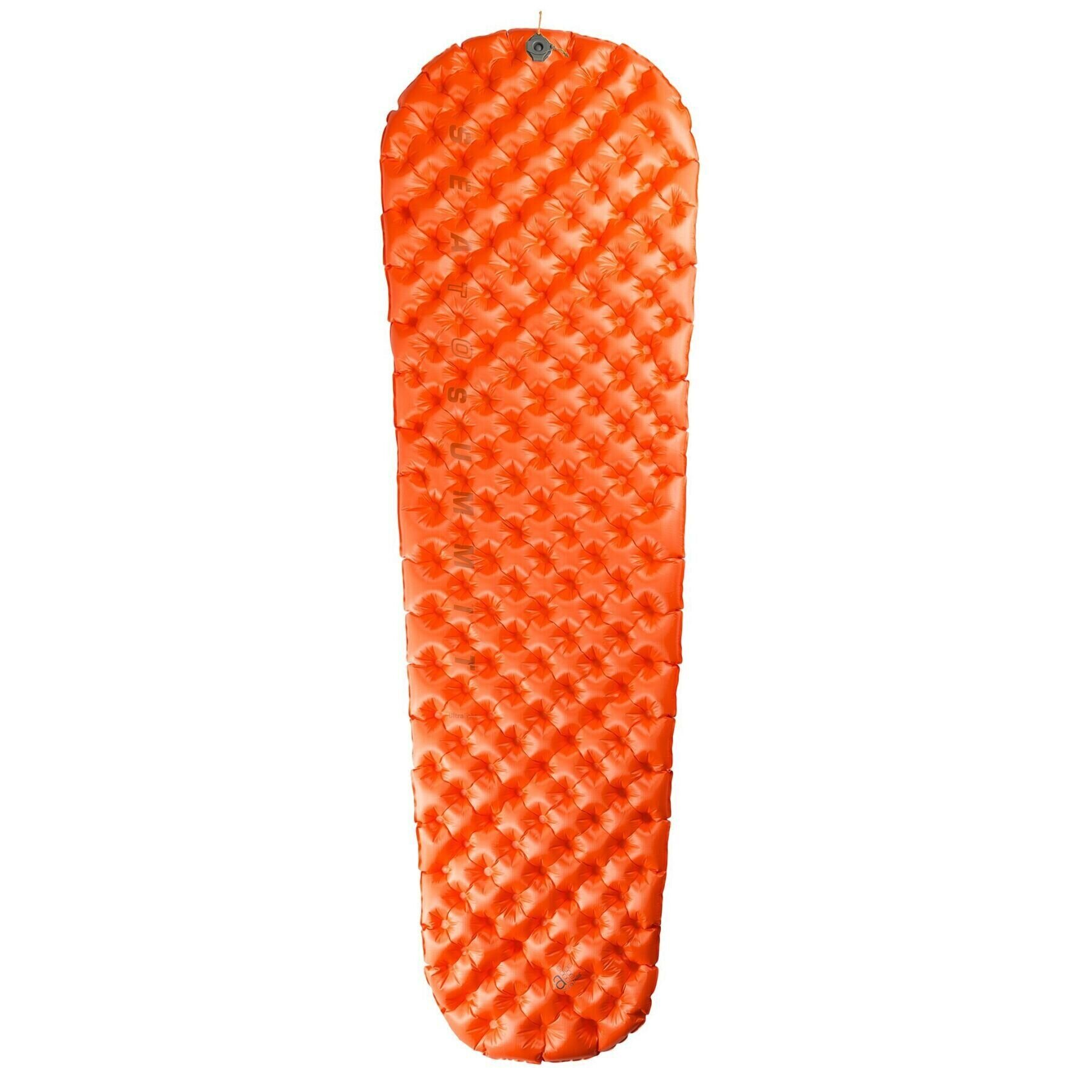 Надувной коврик Sea to Summit - Air Sprung UltraLight Insulated Mat 2020, Orange, Small (STS AMULINS_S)