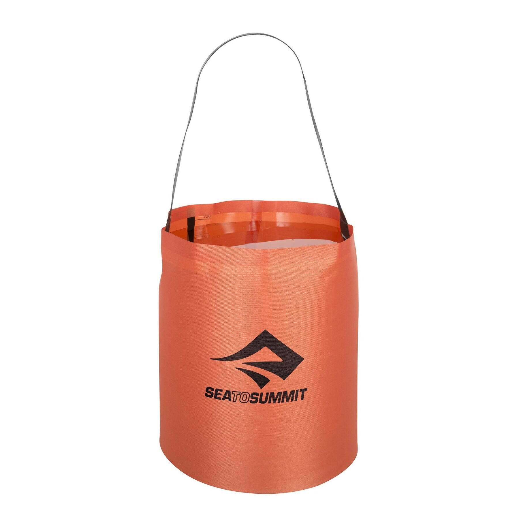 Ведро Sea To Summit - Folding Bucket Red, 10 л (STS AFB10)