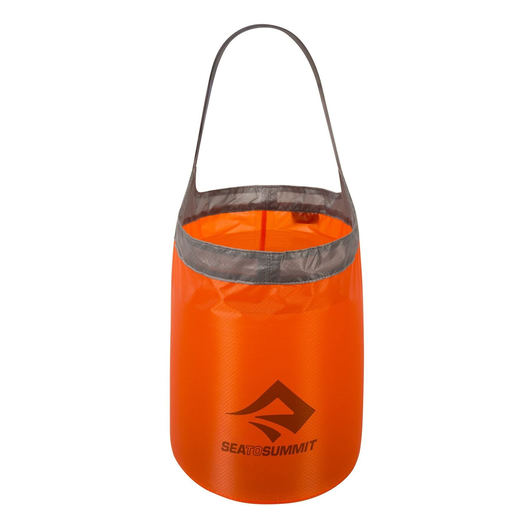 Емкость для воды Sea To Summit - Ultra-Sil Folding Bucket Orange, 10 л (STS AUSFB10)